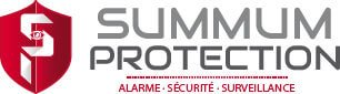 Logo systeme d'alarme Summum Protection